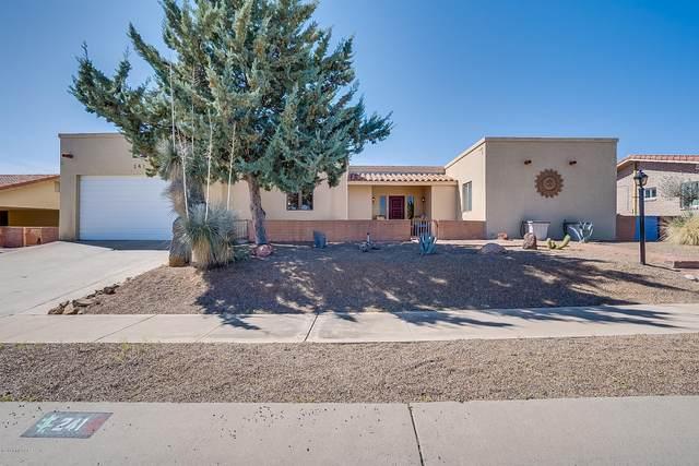 241 W Paseo Recortado, Green Valley, AZ 85614 (#22008753) :: The Local Real Estate Group | Realty Executives