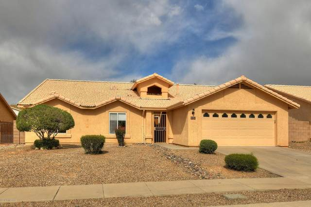 9261 E Bent Creek Way, Tucson, AZ 85747 (#22008763) :: Long Realty - The Vallee Gold Team