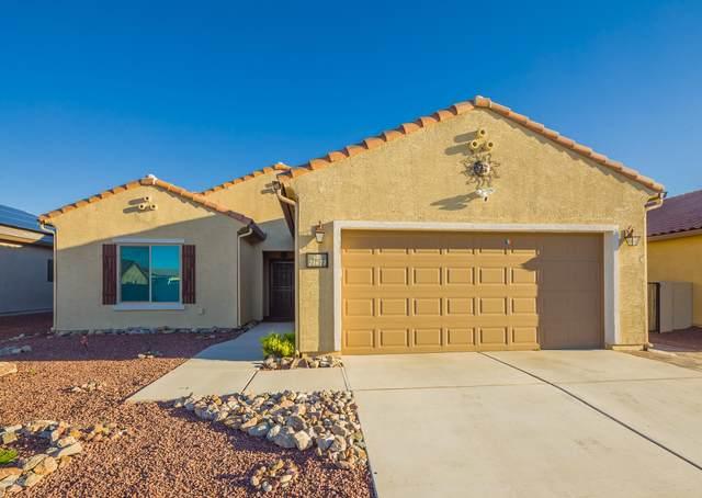 21671 E Volunteer Drive, Red Rock, AZ 85145 (#22008765) :: Tucson Property Executives
