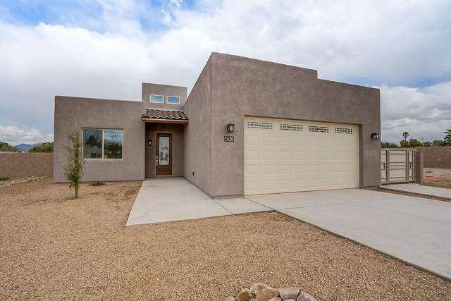 1620 N Jackie Ranch Place N, Tucson, AZ 85715 (#22008774) :: Keller Williams