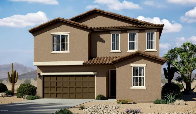 6550 E Via Arroyo Azul, Tucson, AZ 85756 (#22008781) :: Long Realty - The Vallee Gold Team