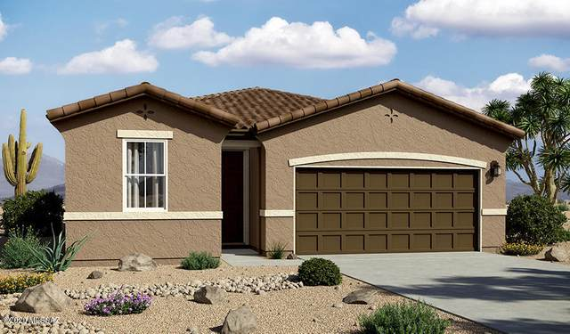 6573 E Via Arroyo Azul, Tucson, AZ 85756 (#22008786) :: Long Realty - The Vallee Gold Team