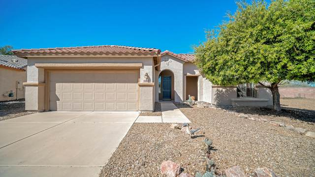 9861 N Majestic Vista Lane, Tucson, AZ 85743 (#22008792) :: Keller Williams