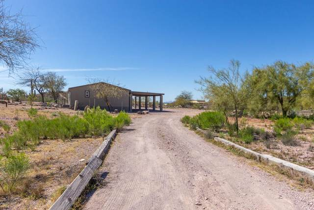 6220 S Speaks Trail, Tucson, AZ 85746 (#22008807) :: Keller Williams