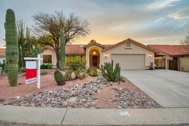 1661 N Fox Run Place, Tucson, AZ 85715 (#22008827) :: Long Realty - The Vallee Gold Team
