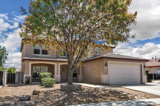 5519 W Red Racer Drive, Tucson, AZ 85742 (MLS #22008830) :: The Property Partners at eXp Realty