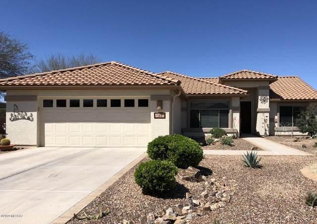 1427 N Old Adobe Drive, Green Valley, AZ 85614 (#22008851) :: AZ Power Team | RE/MAX Results
