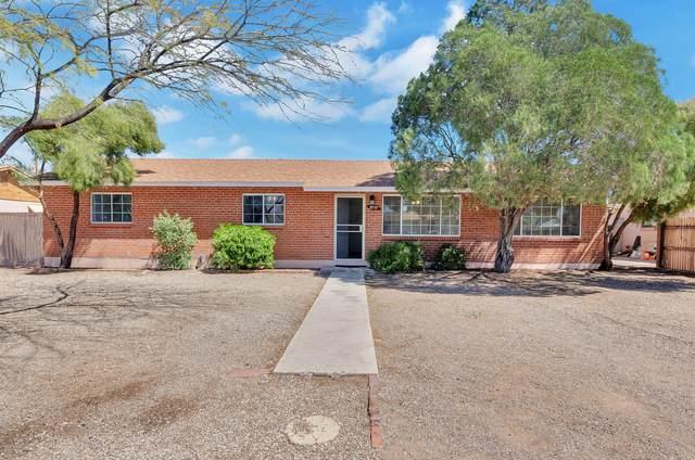 2710 N Dodge Boulevard, Tucson, AZ 85716 (#22008872) :: Long Realty - The Vallee Gold Team