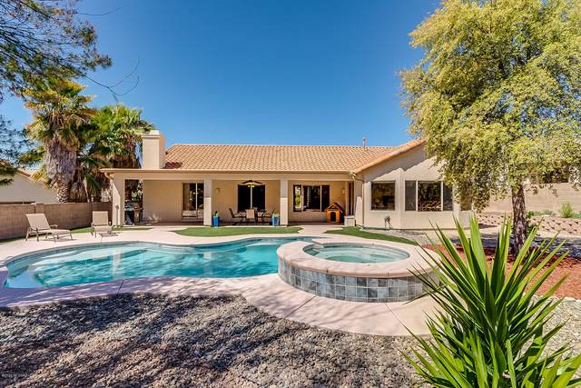 5536 N Ventana Vista Road, Tucson, AZ 85750 (#22008873) :: Gateway Partners | Realty Executives Arizona Territory