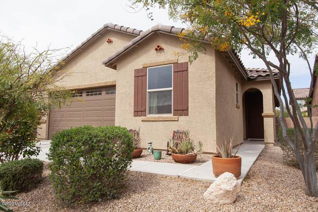 11562 W Foxberry Drive, Marana, AZ 85653 (#22008879) :: AZ Power Team   RE/MAX Results