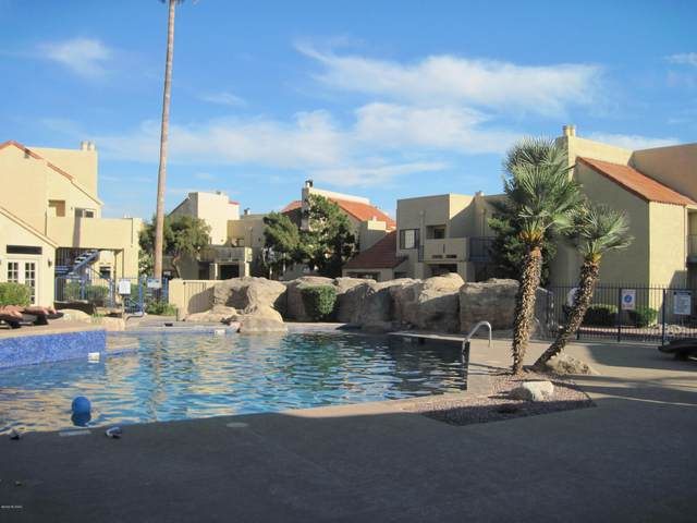 1200 E River Road B-17, Tucson, AZ 85718 (#22008886) :: Long Realty - The Vallee Gold Team