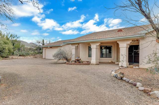 4726 N Keet Seel Trail, Tucson, AZ 85749 (#22008887) :: Long Realty - The Vallee Gold Team