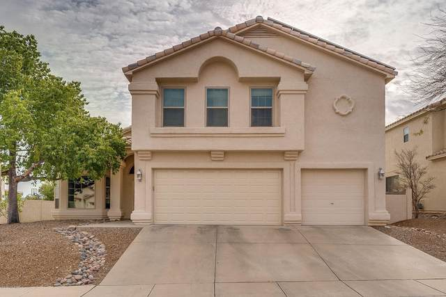 89 S Nightfall Avenue, Tucson, AZ 85748 (#22008892) :: The Josh Berkley Team