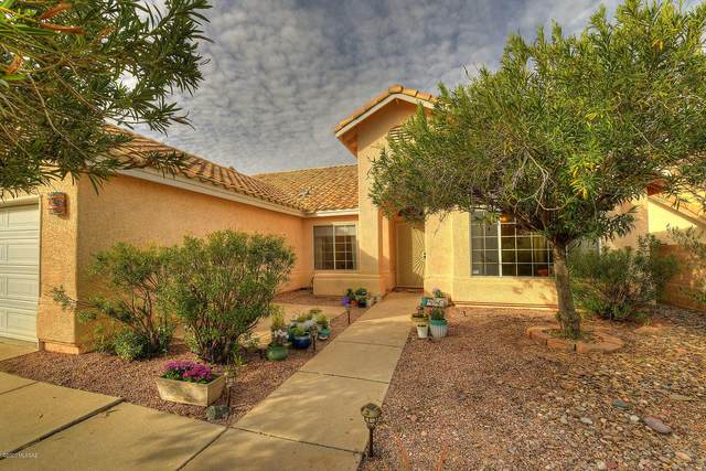 1645 W Duskfire Place, Oro Valley, AZ 85704 (#22008897) :: AZ Power Team | RE/MAX Results