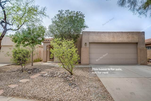 5439 N Mesquite Bosque Way, Tucson, AZ 85704 (#22008899) :: Long Realty - The Vallee Gold Team