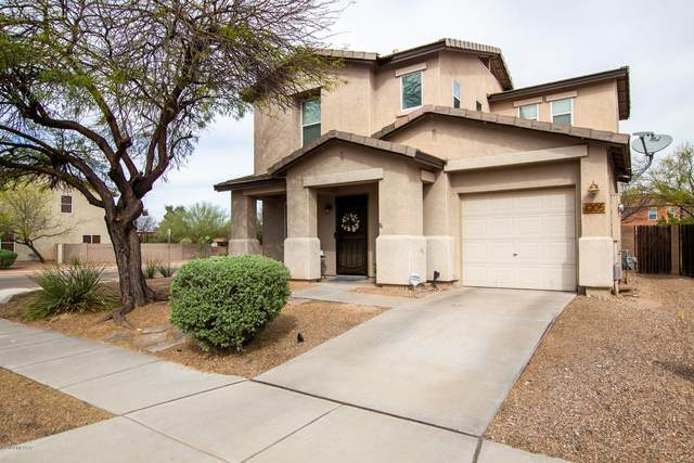 4205 E Boulder Springs Way, Tucson, AZ 85712 (#22008914) :: Long Realty - The Vallee Gold Team