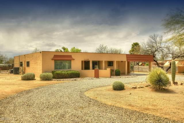 11280 E Calle Vaqueros, Tucson, AZ 85749 (#22008922) :: The Josh Berkley Team