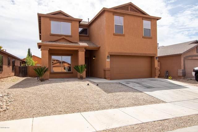 2252 E Calle Arroyo Lindo, Tucson, AZ 85706 (#22008933) :: Long Realty - The Vallee Gold Team