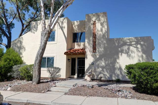 2495 N Ironwood Ridge Drive, Tucson, AZ 85745 (#22008934) :: Long Realty - The Vallee Gold Team