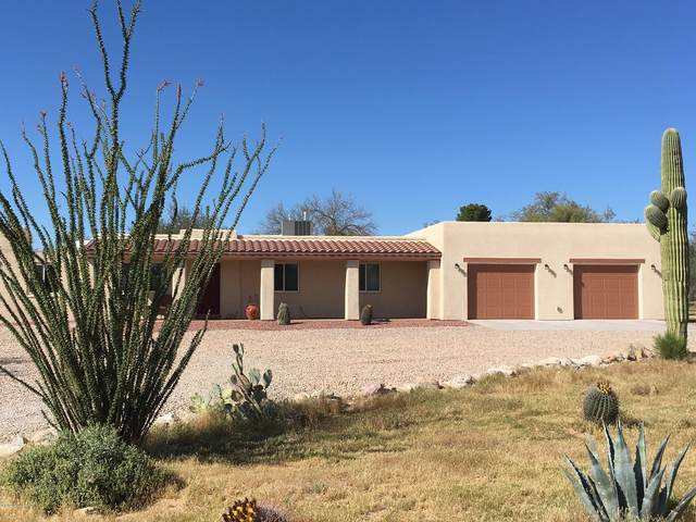 1040 W Calle Concordia, Oro Valley, AZ 85704 (#22008937) :: Long Realty - The Vallee Gold Team