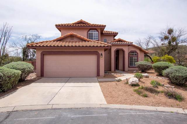 5501 N Barrasca Ave Avenue, Tucson, AZ 85750 (#22008938) :: Long Realty - The Vallee Gold Team