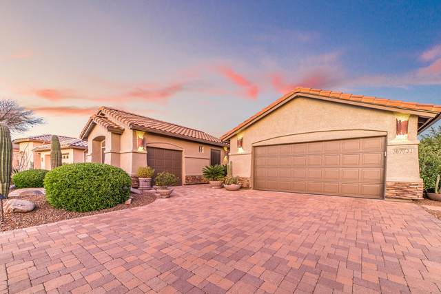 38773 S Tranquil Drive, Saddlebrooke, AZ 85739 (#22008948) :: Long Realty - The Vallee Gold Team