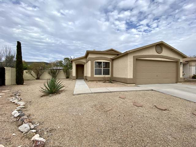 8099 S Sunny Horizon Place, Tucson, AZ 85747 (#22008949) :: Long Realty - The Vallee Gold Team