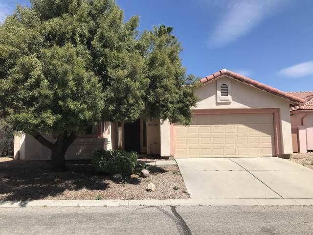 9914 N Woodstone Trail, Tucson, AZ 85742 (#22008951) :: Long Realty - The Vallee Gold Team