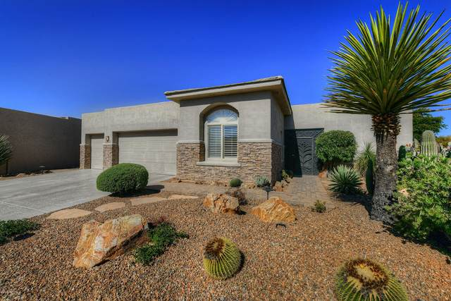 13861 N Topflite Drive, Oro Valley, AZ 85755 (#22008993) :: Long Realty - The Vallee Gold Team