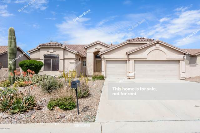11439 Mountain Breeze Drive, Oro Valley, AZ 85737 (#22009002) :: Long Realty - The Vallee Gold Team