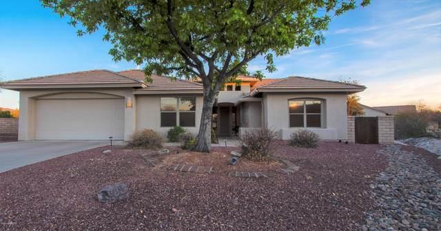 1733 S Reef Rock Place, Tucson, AZ 85748 (#22009008) :: Gateway Partners | Realty Executives Arizona Territory