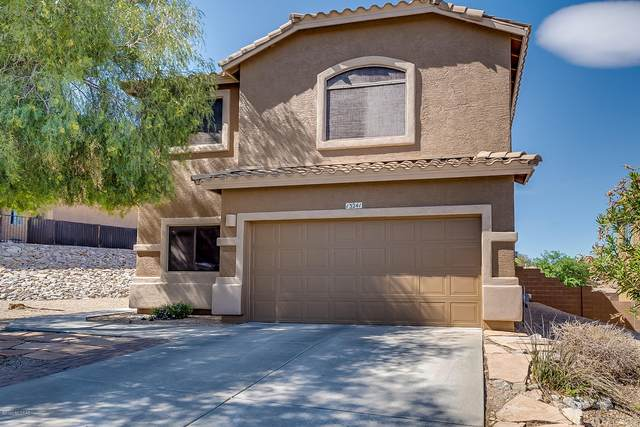 13241 E Coyote Well Drive, Vail, AZ 85641 (#22009011) :: Long Realty - The Vallee Gold Team