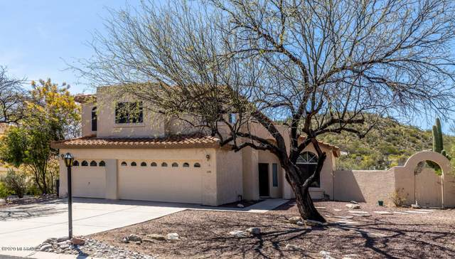 6341 N Calle Campeche, Tucson, AZ 85750 (#22009014) :: Long Realty - The Vallee Gold Team