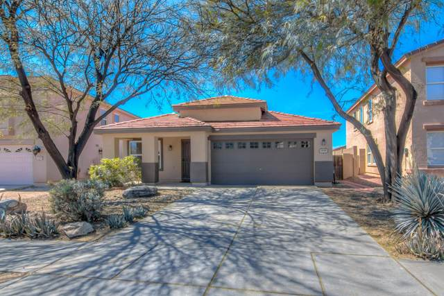 13159 N Tanner Robert Drive, Oro Valley, AZ 85755 (#22009015) :: Long Realty - The Vallee Gold Team