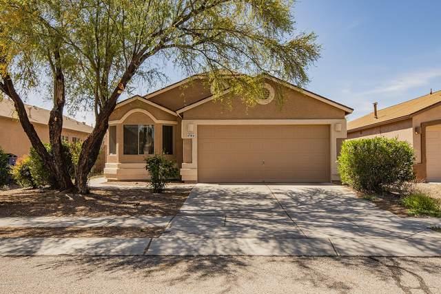 4384 E Mesquite Desert Trail, Tucson, AZ 85706 (#22009029) :: Luxury Group - Realty Executives Arizona Properties