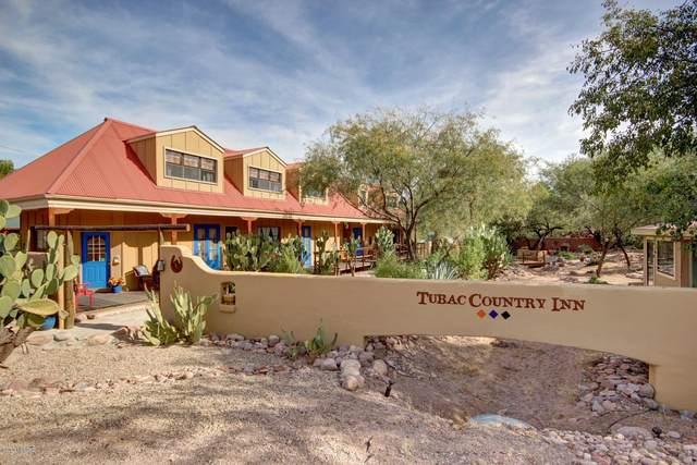 13 Burruel Street, Tubac, AZ 85646 (#22009033) :: Long Realty - The Vallee Gold Team