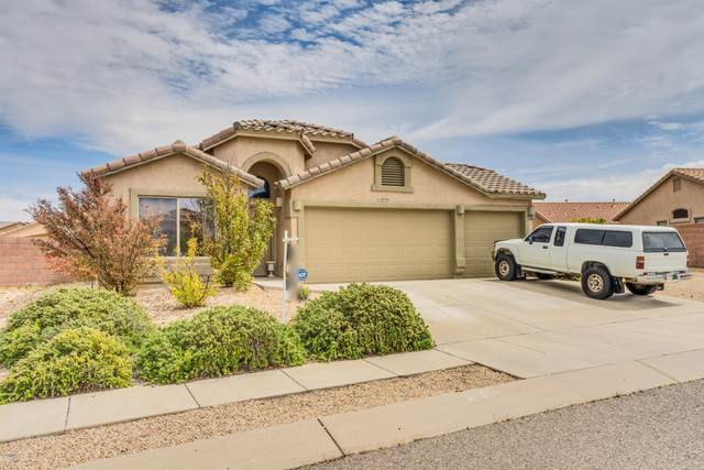 10799 S Van Trap Spring Drive, Vail, AZ 85641 (#22009039) :: Long Realty - The Vallee Gold Team