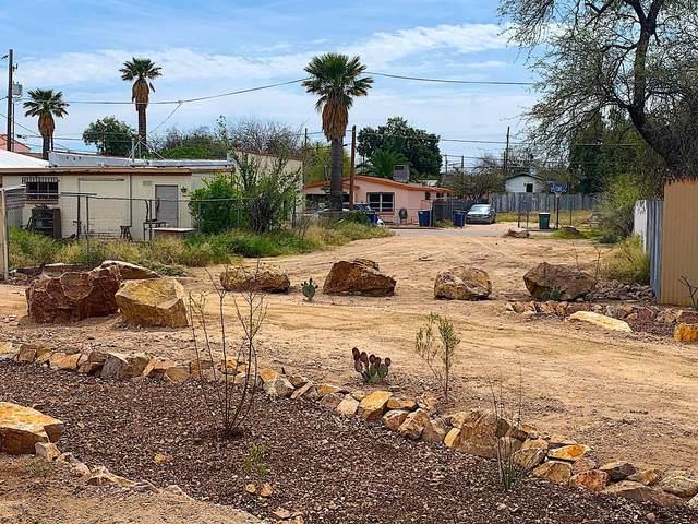 436 W Rosales Street #1, Tucson, AZ 85701 (#22009057) :: Gateway Partners | Realty Executives Arizona Territory