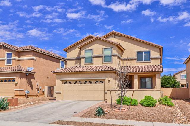 536 W Corte Calza, Sahuarita, AZ 85629 (#22009067) :: The Local Real Estate Group | Realty Executives
