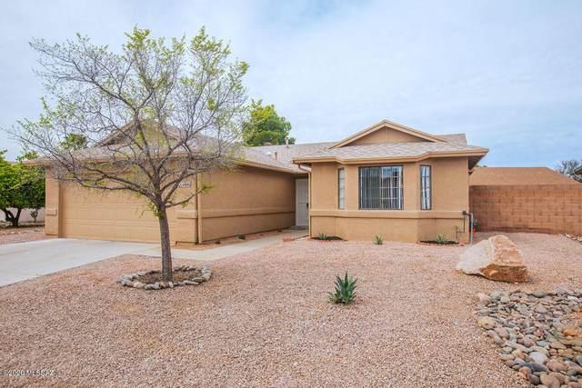 4806 W Rosebay Street, Tucson, AZ 85742 (#22009069) :: Long Realty - The Vallee Gold Team