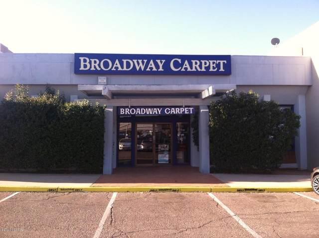 6996 E Broadway Boulevard, Tucson, AZ 85710 (#22009077) :: eXp Realty
