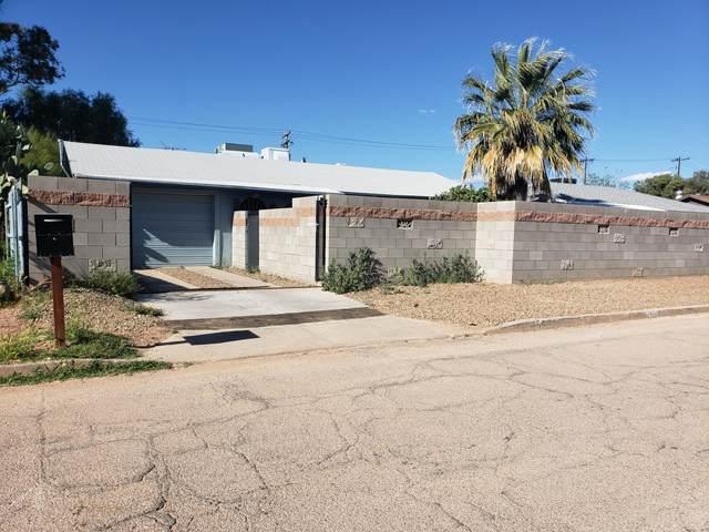 2509 E Alta Vista Street, Tucson, AZ 85716 (#22009080) :: Gateway Partners | Realty Executives Arizona Territory