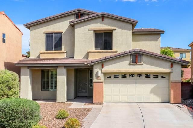 10039 E Country Shadows Drive, Tucson, AZ 85748 (#22009088) :: Gateway Partners | Realty Executives Arizona Territory