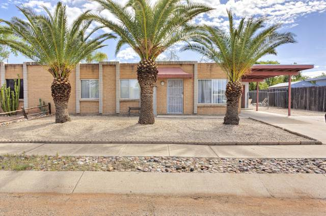 2331 S Window Rock Place, Tucson, AZ 85710 (#22009091) :: Gateway Partners | Realty Executives Arizona Territory