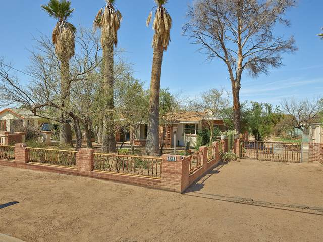 101 E Delta Road, Tucson, AZ 85706 (#22009102) :: Luxury Group - Realty Executives Arizona Properties
