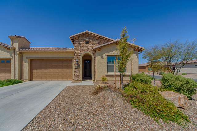 61150 E Flint Drive, Oracle, AZ 85623 (MLS #22009106) :: The Property Partners at eXp Realty