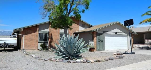 10061 E Susan Rae Place, Tucson, AZ 85748 (#22009109) :: Gateway Partners | Realty Executives Arizona Territory
