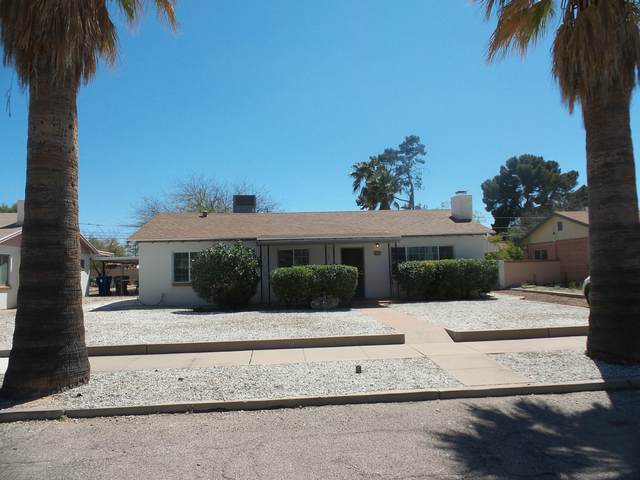2914 E Cushman Drive, Tucson, AZ 85716 (#22009118) :: Gateway Partners | Realty Executives Arizona Territory
