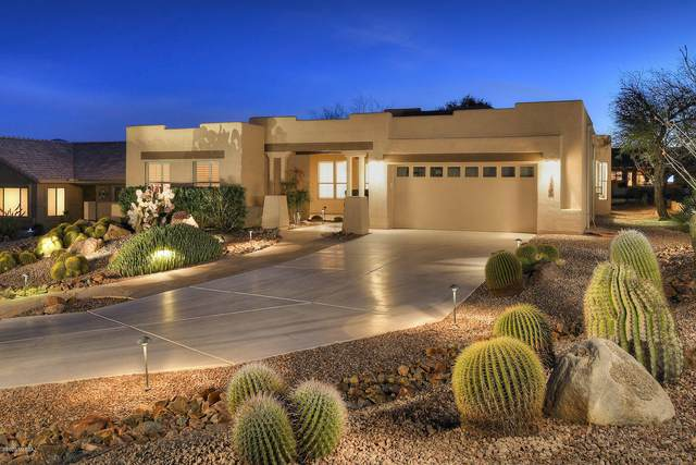 65293 E Rose Crest Court, Saddlebrooke, AZ 85739 (MLS #22009124) :: The Property Partners at eXp Realty