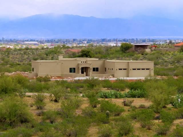 4455 W Placita Roca Escondida W, Tucson, AZ 85745 (#22009140) :: Long Realty - The Vallee Gold Team